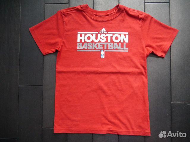 ff4d77be Майка футболка Хьюстон нба Баскетбол детская купить в Москве на ...