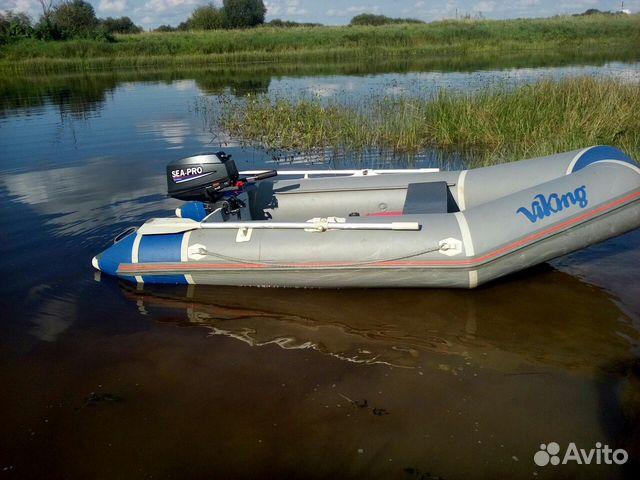 купить лодку викинг 320