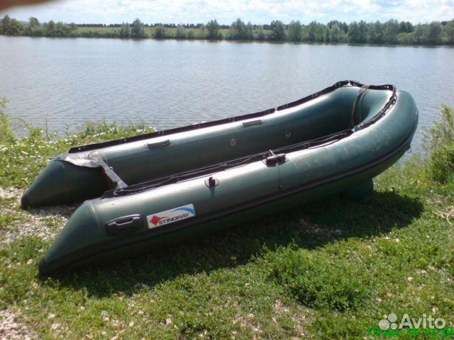 лодка пвх стингрей 360 цена