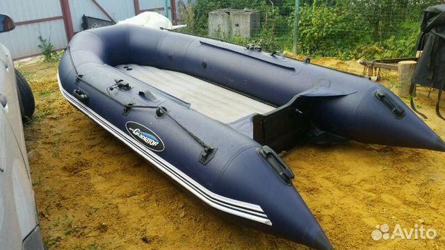 лодка пвх гладиатор е330 купить