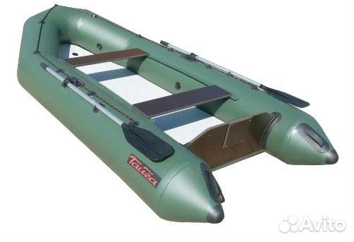 лодки пвх с твердым дном тайга цена
