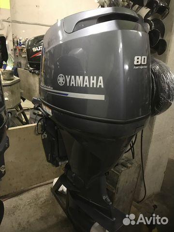лодочные моторы yamaha f80