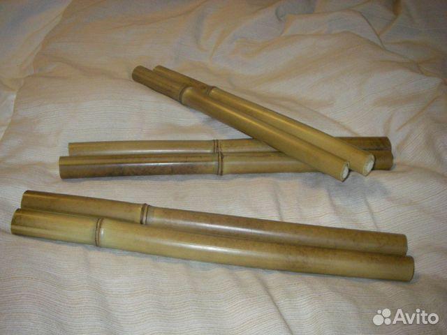 Бамбуковые палки для массажа купить в Санкт-Петербурге на Avito ... 6b970f99364
