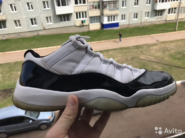 54efd58d Nike air Jordan XI low 9,5us   Festima.Ru - Мониторинг объявлений
