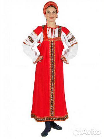 a1a07baca6e Сарафан русский народный на праздник и свадьбу