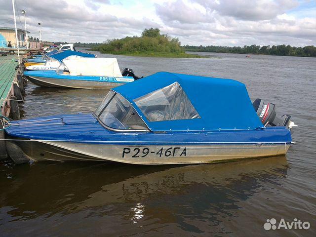 моторные лодки казанка в нижнем новгород