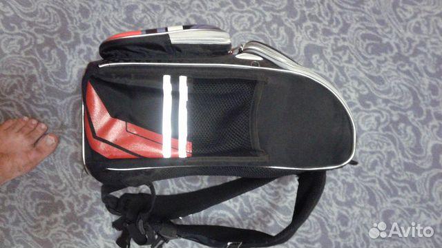 dcfb14c69430 Портфель школьный б\у купить в Республике Адыгея на Avito ...