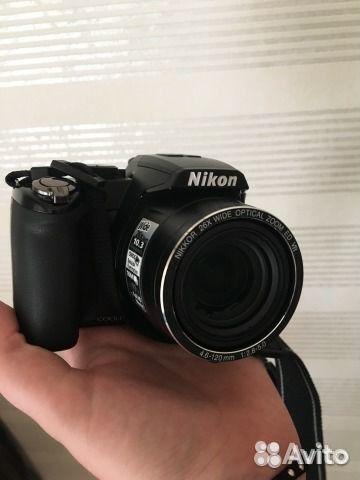 Фотоаппарат Nikon Coolpix P100 89788259985 купить 8