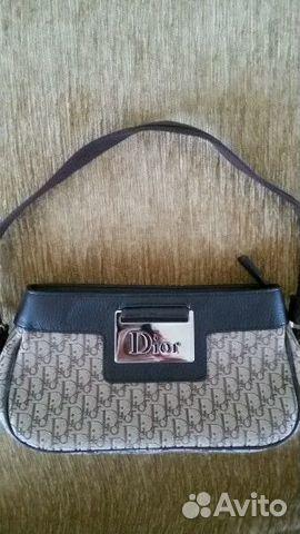 6893e4addb68 Сумка-клатч Dior. Оригинал купить в Пермском крае на Avito ...