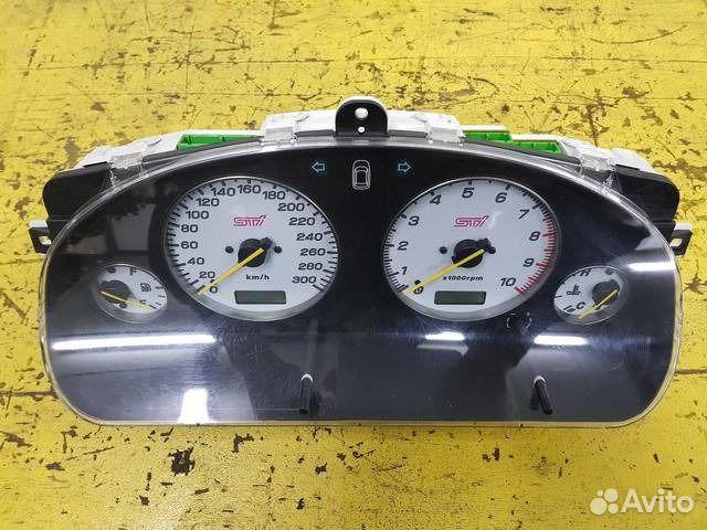89625003353 Панель приборов STI Subaru Legacy, EJ20