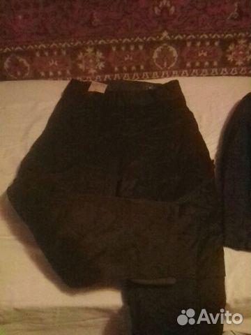 Продаются новые фуфайка и ватные штаны.Фуфайка раз 89275125282 купить 2