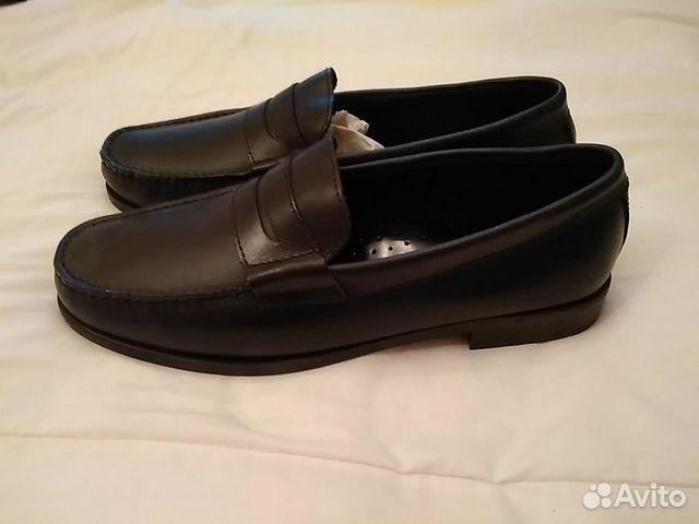801f06011 Новые мужские туфли мокасины штиблеты ботинки | Festima.Ru ...