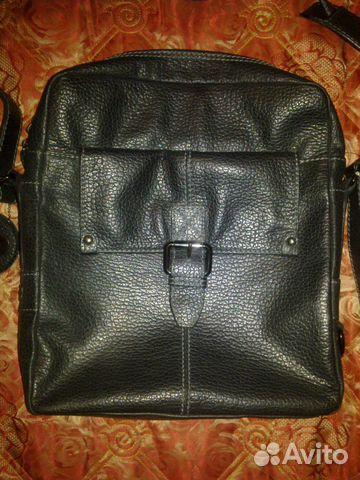 7e379ed0e3d4 Мужская кожаная сумка из кожи буйвола picard купить в Республике ...
