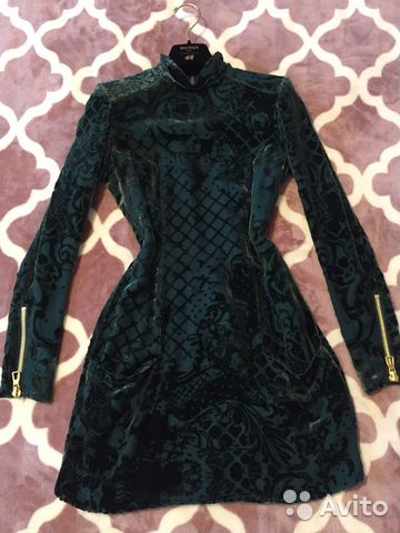 Женская одежда и обувь Balmain Paris H M купить в Москве на Avito ... 16641d3ef92