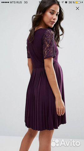 d98aa36f08b7a6f Новое нарядное платье для беременных ASOS купить в Санкт-Петербурге ...