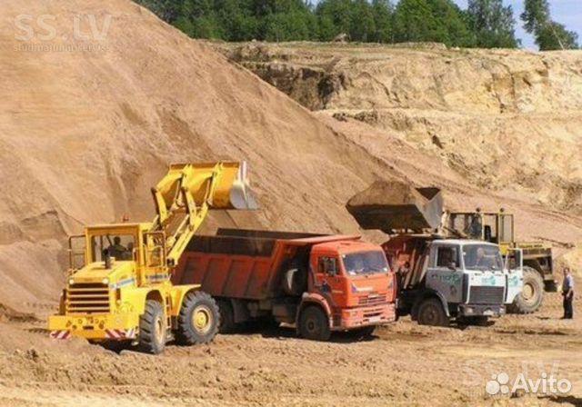 Доставка щебня песка в г.Ижевск строительная компания капитал инвест в Ижевск