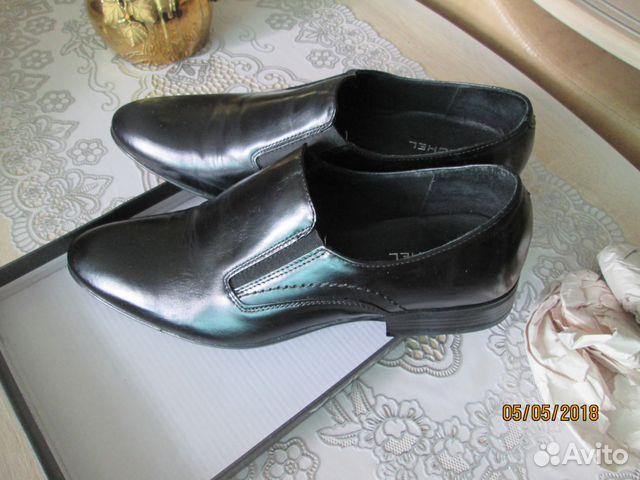 45ca1817 Продам новые мужские кожаные туфли купить в Ульяновской области на ...