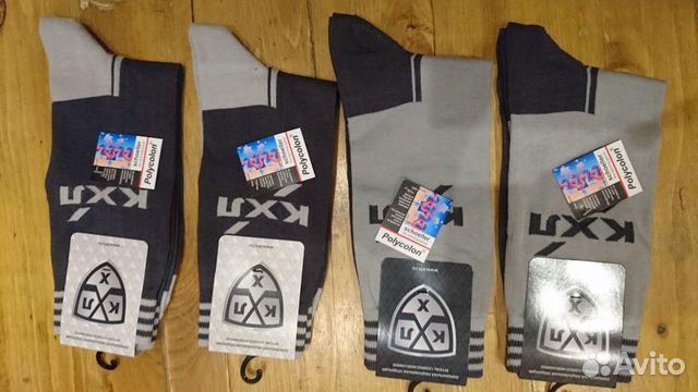 89036020550 Хоккейные носки Кхл, разные размеры