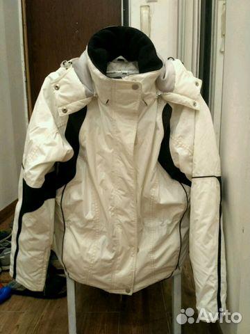 Спортивная куртка зимняя купить в Санкт-Петербурге на Avito ... 8b702c7dcdf