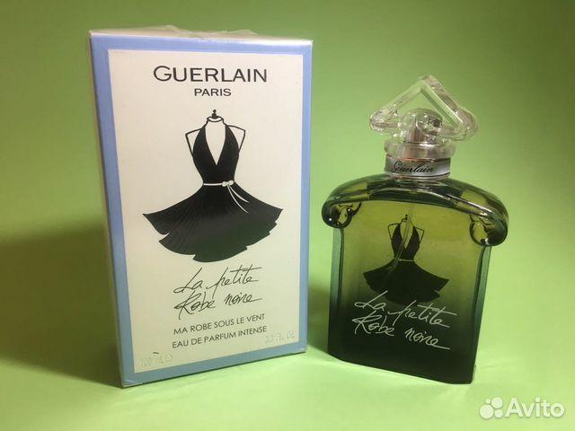 8b05e4f224c La Petite Robe Noir Intense Guerlain