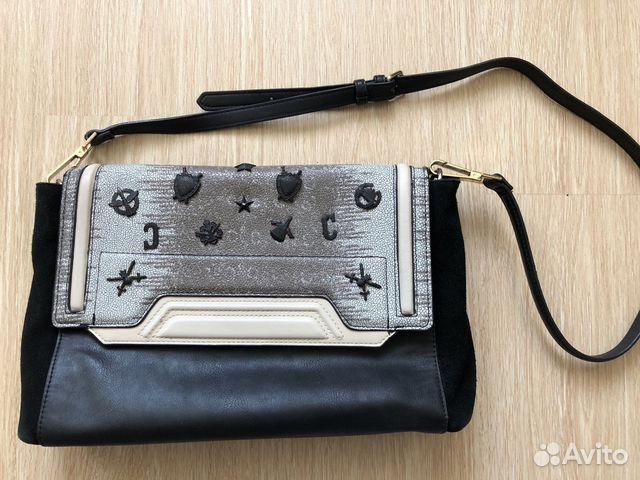 8d492f4e6b54 Клатч Zara Basic Collection купить в Московской области на Avito ...