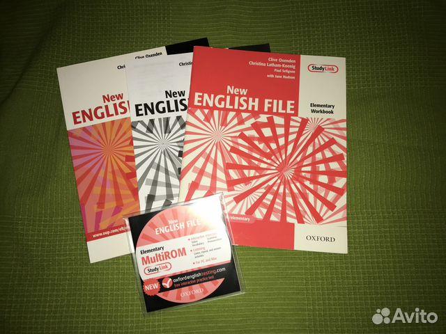 Языку file по english английскому new elementary гдз