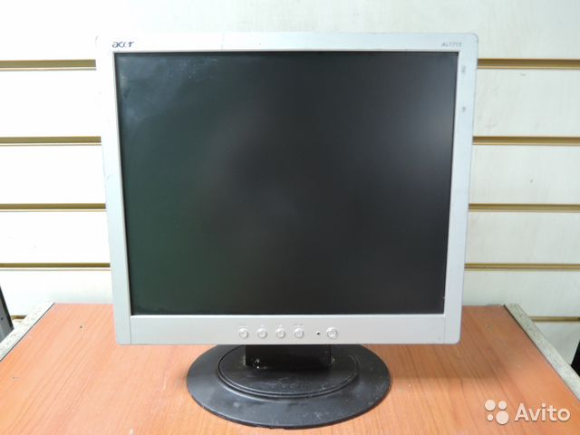 ACER AL1715 MONITOR DOWNLOAD DRIVERS