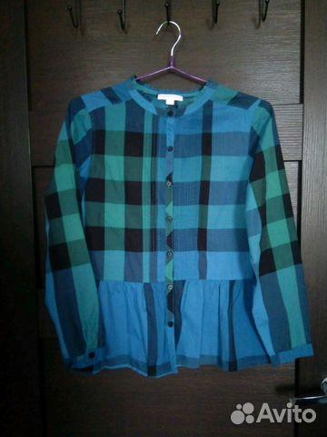 4d246edb18cd Рубашка блузка burberry купить в Санкт-Петербурге на Avito ...