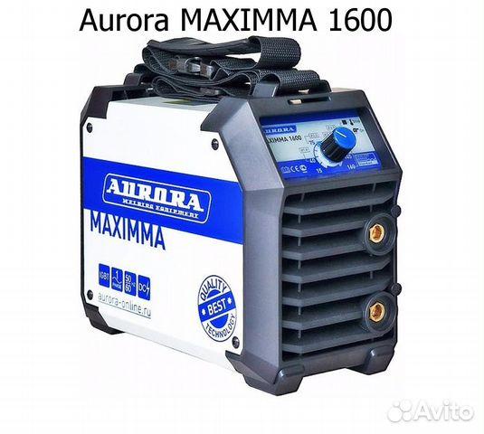 89659808808 Сварочный инвертор Aurora maximma 1600
