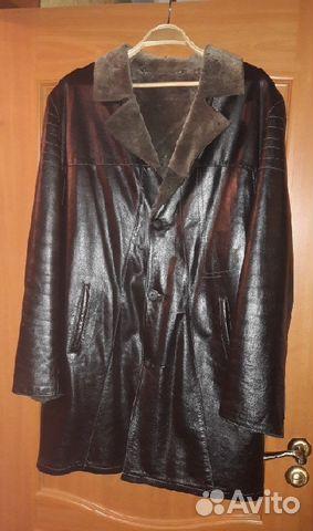 402f4d9a Куртка-френч кожаная | Festima.Ru - Мониторинг объявлений