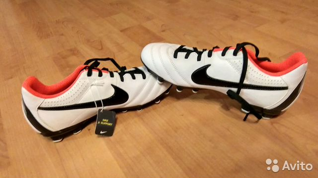 96e007e0 Бутсы Nike Tiempo 36 размер | Festima.Ru - Мониторинг объявлений