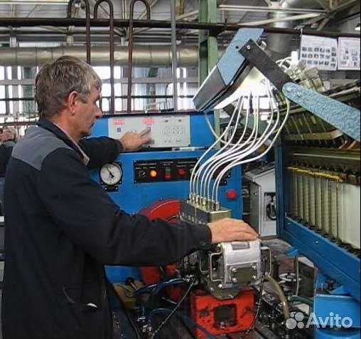 Слесарь по ремонту топливной аппаратуры тнвд #2