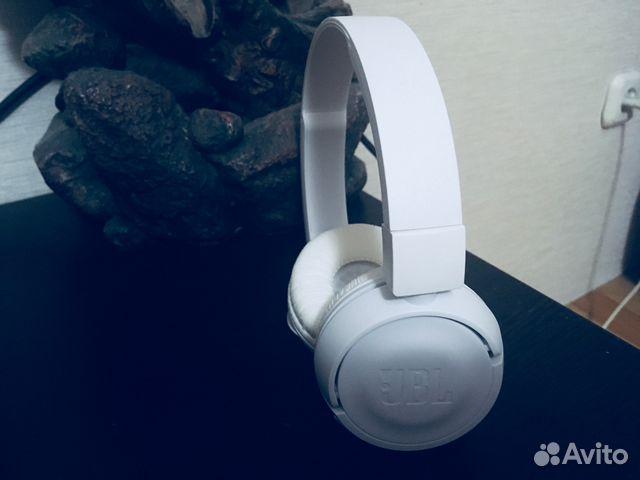 Наушники Bluetooth JBL T460BT White  3a1c914cdb11c