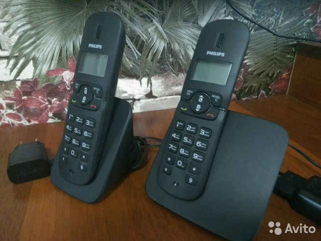 Радиотелефон Philips 89106469057 купить 3