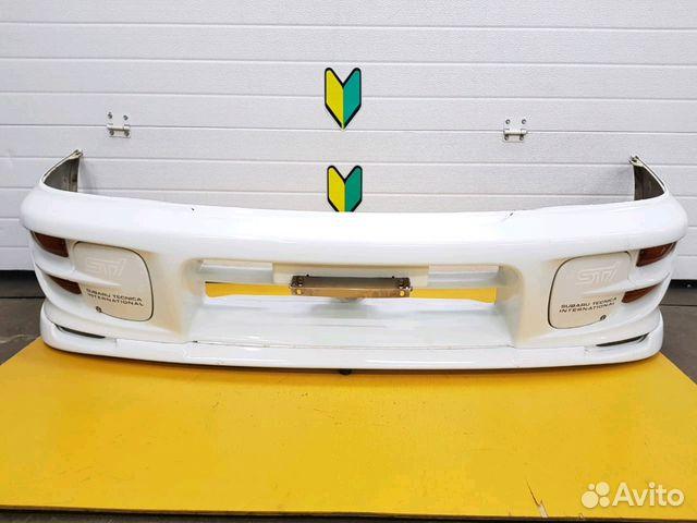 89625003353 Бампер передний STI Subaru Impreza, GC8, EJ20