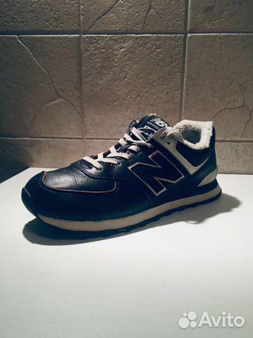 Продаю кроссовки NEW Balance 574 модели (чёрные) купить в Москве на ... 35ba0043d8038