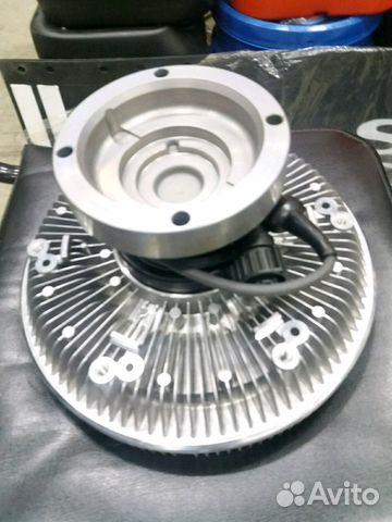 Вискомуфта вентилятора Volvo FH4