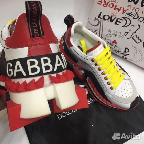 f88b83df Кроссовки Dolce Gabbana DG | Festima.Ru - Мониторинг объявлений