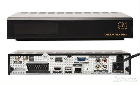 Ресивер Golden Media Wizard HD 89601230060 купить 1