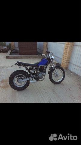 Yamaha TW 200 купить 1