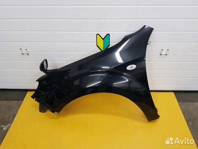 Крыло переднее левое Subaru Forester, SH5, EJ20 89625003353 купить 1