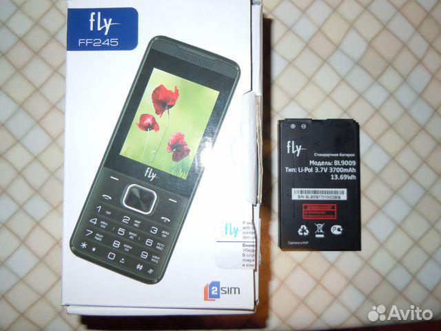 bff034f66e814 Аккумулятор для сотового телефона FLY FF245 купить в Ульяновской ...