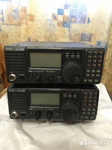 Трансивер Icom IC-718 купить в Тверской области на Avito