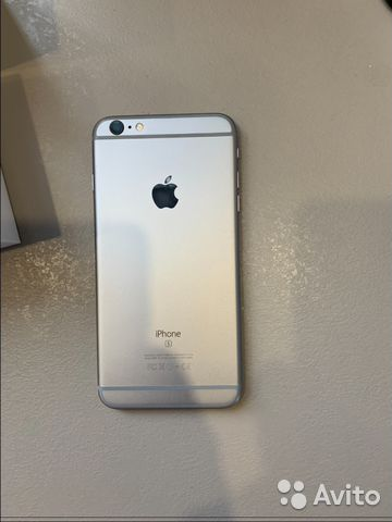 iPhone 6s Plus 16 Гб Space grace