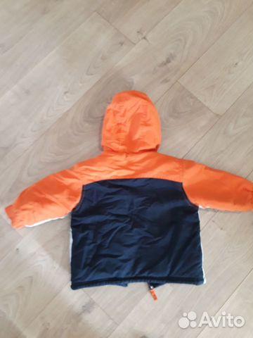 f36f91cd Куртка Nike демисезон купить в Московской области на Avito ...