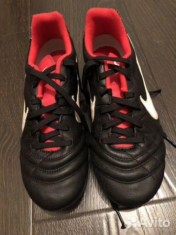 9e4f0a40 Бутсы Nike Tiempo, 36 размер купить в Санкт-Петербурге на Avito ...