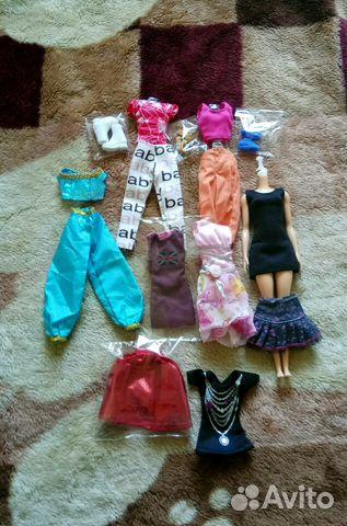 6332f2fb78c26 Одежда и обувь для Барби купить в Санкт-Петербурге на Avito ...