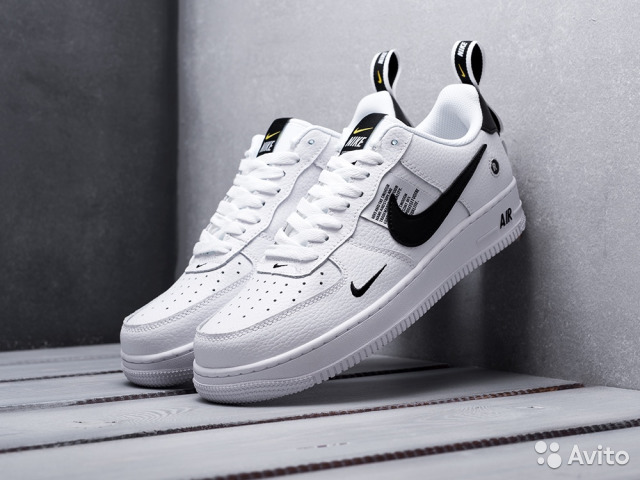 32956295 Кроссовки Nike Air Force 1 LV8 Utility | Festima.Ru - Мониторинг ...