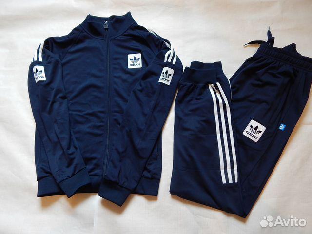 02b263efb0d5 Спортивный костюм Adidas купить в Челябинской области на Avito ...