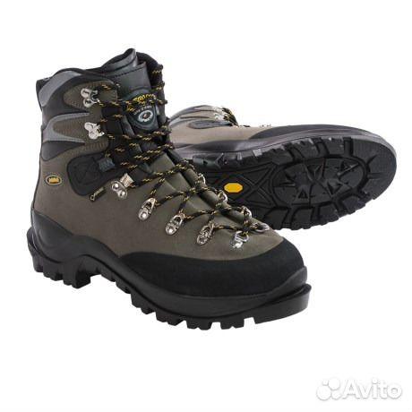 5113548e Ботинки для альпинизма с рантами Asolo Aconcagua— фотография №1